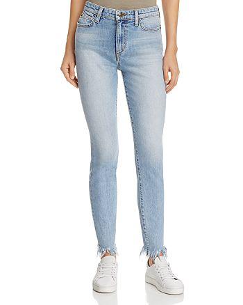 Joe's Jeans - The Charlie Ankle Skinny Jeans in Leeza