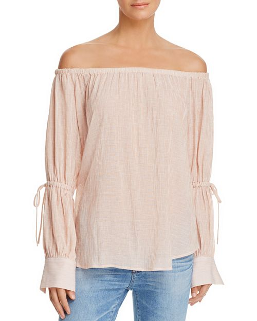 AG - Talluah Off-the-Shoulder Top