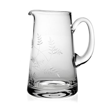 William Yeoward Crystal - Country Wisteria Pitcher, 2 Pint