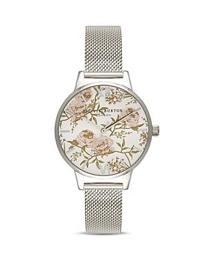 Olivia Burton Parlour Peony Watch, 30mm