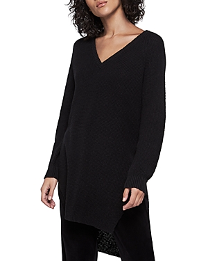 BCBGeneration Side-Slit Sweater