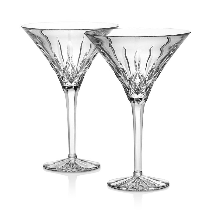 Waterford - Waterford Tall Martini Glass, Set of 2