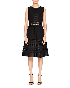 Ted Baker Olym Lace-Detail Dress