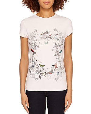Ted Baker Jow Enchanted Dream Fitted Tee