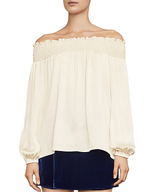 Bcbgmaxazria Milou Off-the-Shoulder Top