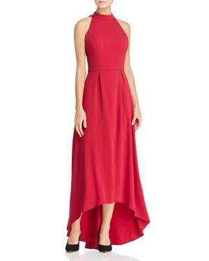 Laundry by Shelli Segal High/Low Gown