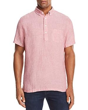 Onia Josh Short Sleeve Popover Shirt
