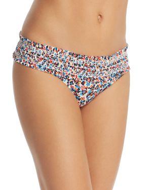 Tory Burch Costa Hipster Bikini Bottom