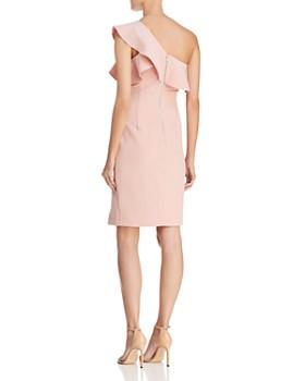 Bardot - Ruffled One-Shoulder Dress - 100% Exclusive