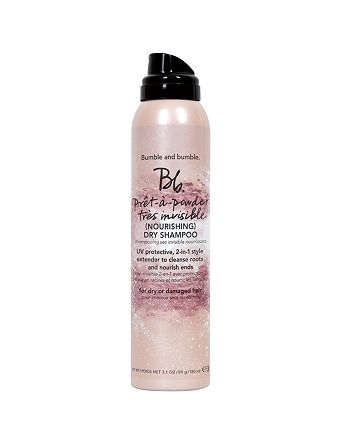 Bumble and bumble - Bb. Prêt-à-powder Très Invisible (Nourishing) Dry Shampoo 3.1 oz.