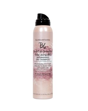 Bb. Pret-A-Powder Tres Invisible Nourishing Dry Shampoo With Hibiscus Extract 3.1 Oz/ 85 G