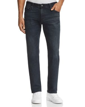 Ag Graduate New Tapered Fit Jeans in 6 Years Night Scene