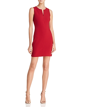Elizabeth and James Cullin Zip-Front Dress