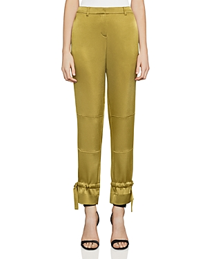 Bcbgmaxazria James Crepe Cargo Pants