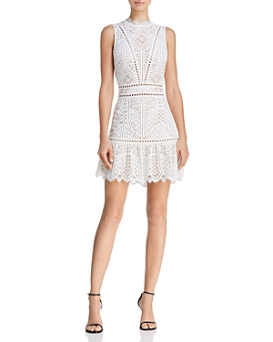 Saylor Rosemary Lace Dress