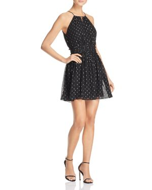 Joie Althia B Silk-Blend Dress