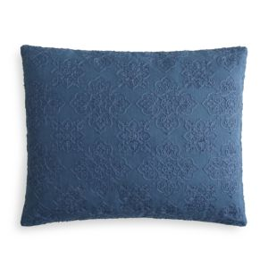 Sky Ines Piece Dyed Foulard Decorative Pillow, 16 x 20 - 100% Exclusive