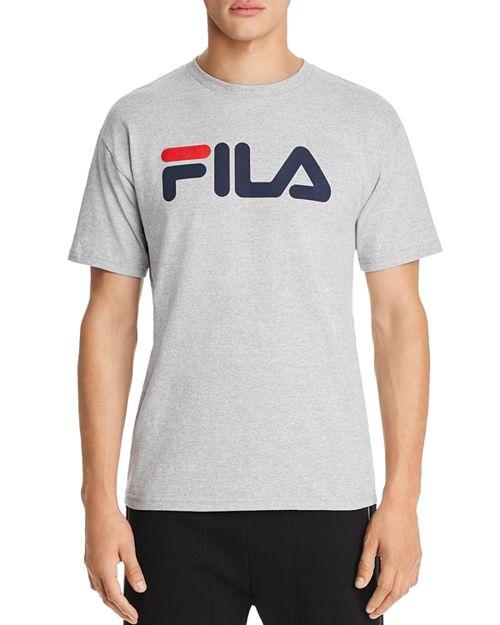 FILA - Logo Crewneck Short Sleeve Tee