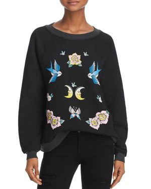 Wildfox Sommers Graphic Sweatshirt