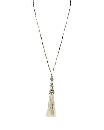 Nakamol - Tassel Necklace, 33""