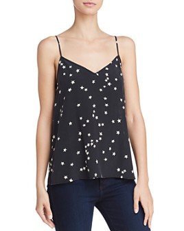 Equipment - Layla Star Print Silk Camisole