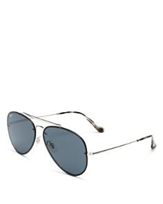 Ray-Ban - Unisex Blaze Aviator Sunglasses, 61mm - 100% Exclusive
