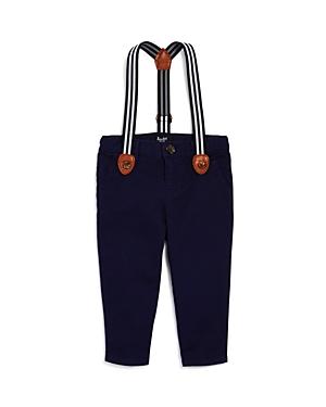 Bardot Junior Boys' Chinos with Striped Suspenders - Baby