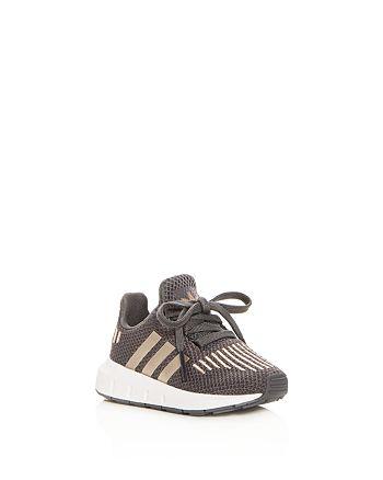 692e6e833c531 Adidas - Unisex Swift Run Knit Lace Up Sneakers - Walker