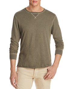 Billy Reid Dylan Microstripe Long Sleeve Tee - Bloomingdale's_0