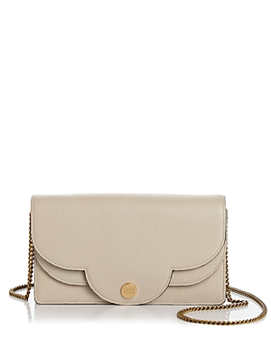 See by ChloePolina Leather Chain Wallet
