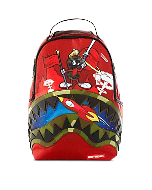 Sprayground Unisex Marvin the Martian Backpack