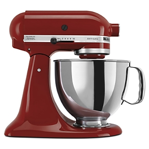 KitchenAid Artisan 5-Quart Tilt Head Stand Mixer with Stainless Steel Bowl #KSM150PS