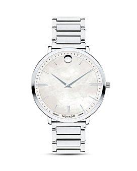 Movado - Ultra Slim Watch, 35mm