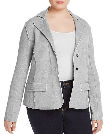 NIC and ZOE Plus - Modern Knit Blazer