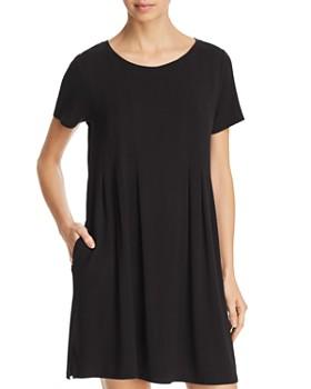 Donna Karan - Basics Short-Sleeve Sleepshirt ... 9d0aef0cf