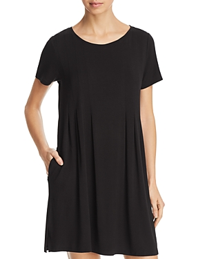 Donna Karan Basics Short-Sleeve Sleepshirt