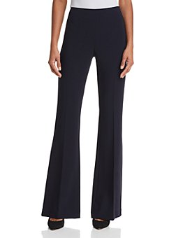 Theory - Demitria Admiral Crepe Flared Pants