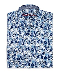 Robert Graham Boys' Floral Dress Shirt - Big Kid - Bloomingdale's_0