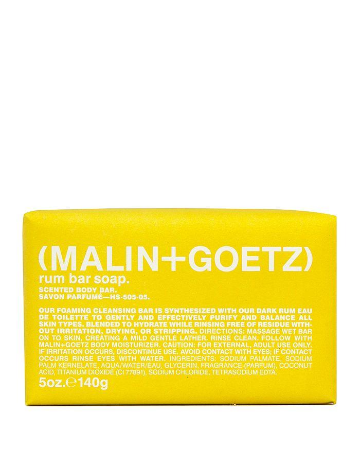 MALIN and GOETZ - Rum Bar Soap