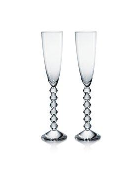 Baccarat - Vega Flutissimo Champagne Flute, Set of 2