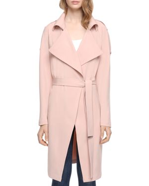 SOIA AND KYO SERA TRENCH COAT - 100% EXCLUSIVE