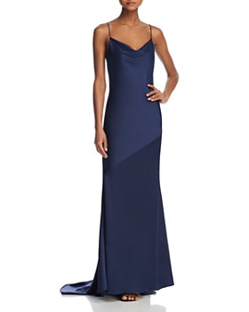 Jarlo - Roxanne Satin Gown - 100% Exclusive