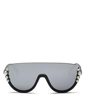 2662f450fe4 Fendi Shield Luxury Sunglasses  Women s Designer Sunglasses ...