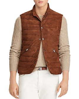 Polo Ralph Lauren - Walbrook Leather Vest