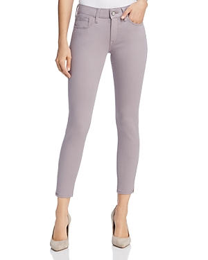 Mavi ALEXA ANKLE MID RISE SKINNY JEANS IN LILAC TWILL