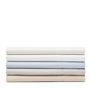 Hudson Park Collection - 825TC Flat Sheet, King - 100% Exclusive