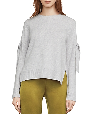 Bcbgmaxazria Emery Tie-Sleeve Sweater