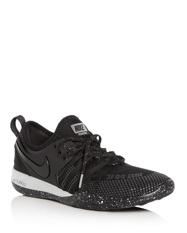 Nike Women's Free Tr 7 Selfie Lace Up Sneakers