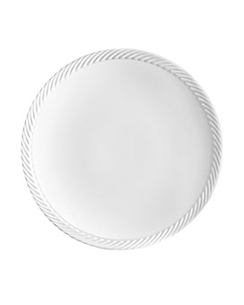 L'Objet - Corde White Charger Plate