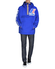 DSquared2 x K-Way Hooded Anorak Jacket - Bloomingdale's_0